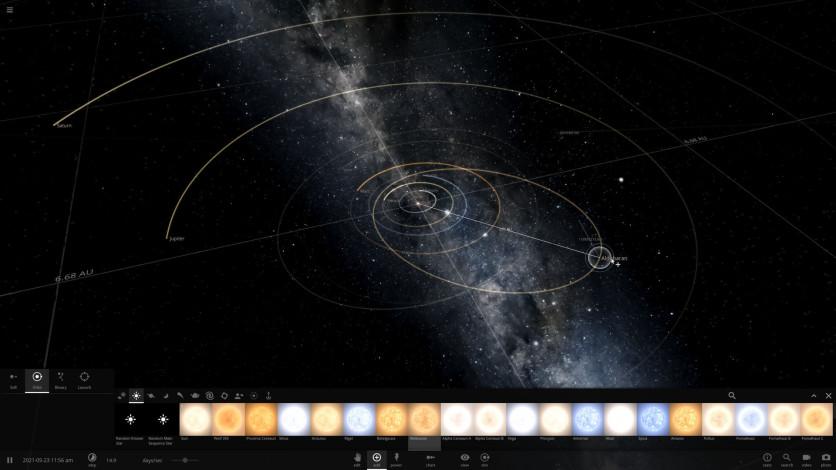 Screenshot 4 - Universe Sandbox
