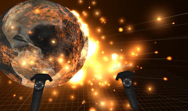 Screenshot 2 - Universe Sandbox