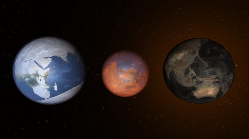 Screenshot 3 - Universe Sandbox