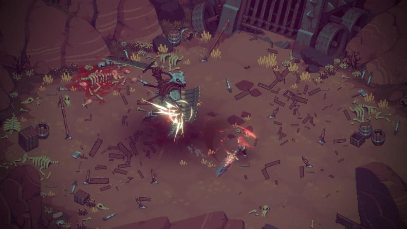 Screenshot 3 - Eldest Souls