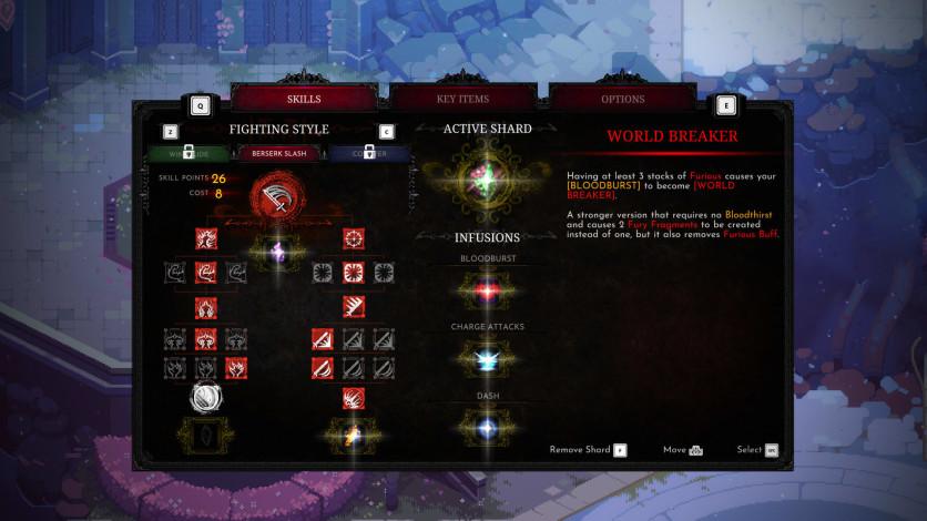 Screenshot 5 - Eldest Souls