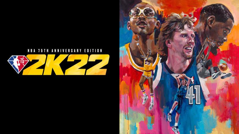 Screenshot 5 - NBA 2K22 NBA 75th Anniversary Edition