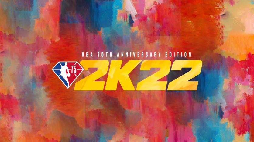 Screenshot 2 - NBA 2K22 NBA 75th Anniversary Edition