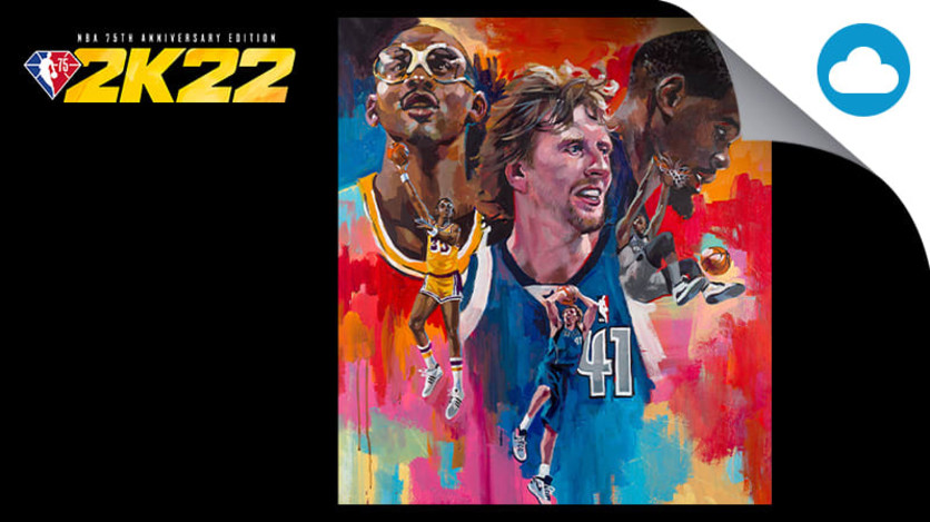 Screenshot 1 - NBA 2K22 NBA 75th Anniversary Edition