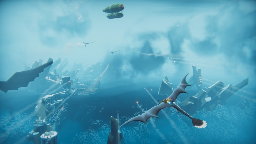 Screenshot 6 - The Falconeer - The Hunter