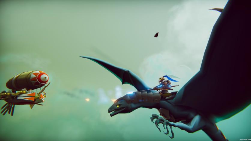 Screenshot 3 - The Falconeer - The Hunter