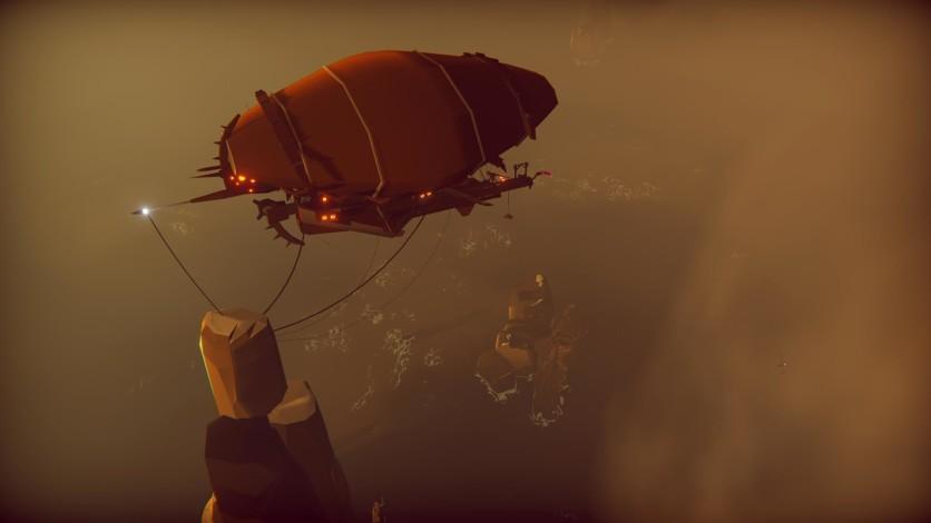 Screenshot 5 - The Falconeer - Edge of the World