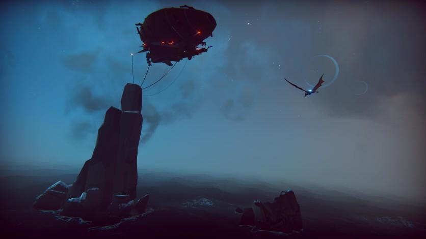 Screenshot 6 - The Falconeer - Edge of the World