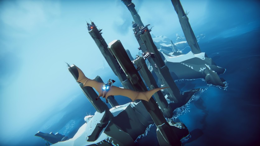 Screenshot 4 - The Falconeer - Edge of the World