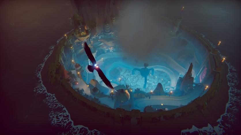 Screenshot 2 - The Falconeer - Edge of the World