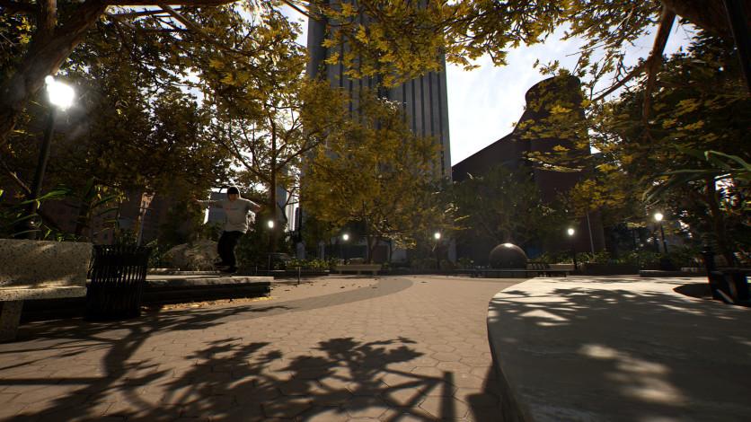 Screenshot 9 - Session: Skateboarding Sim Game