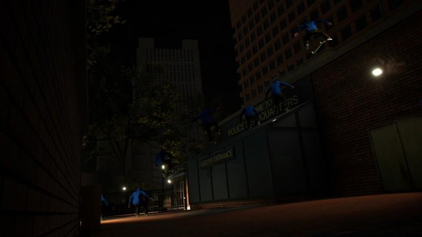 Screenshot 13 - Session: Skateboarding Sim Game