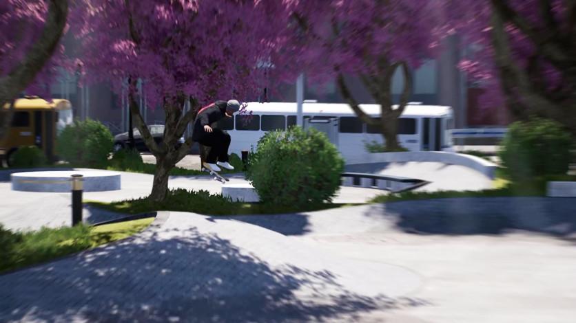 Screenshot 5 - Session: Skateboarding Sim Game