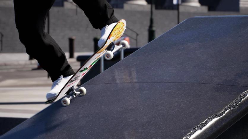 Screenshot 3 - Session: Skateboarding Sim Game