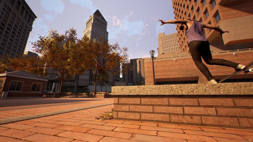 Screenshot 14 - Session: Skateboarding Sim Game