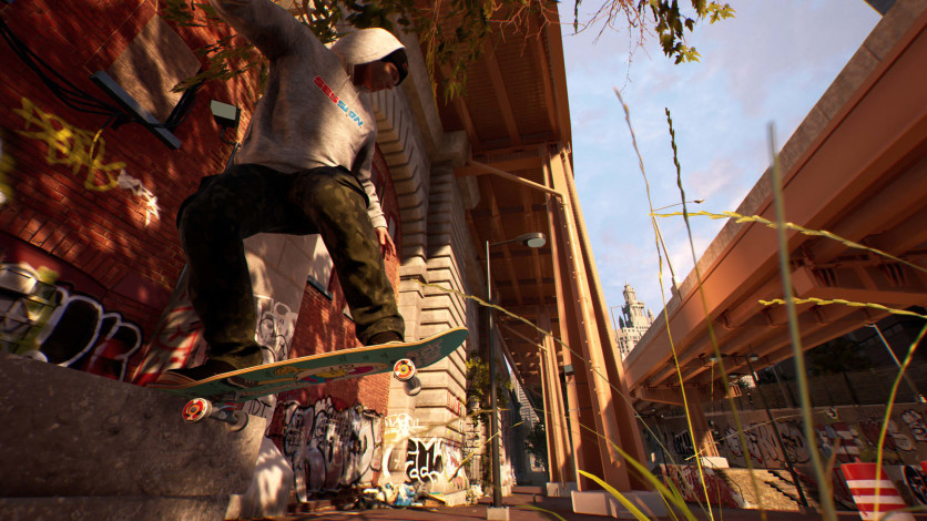 Screenshot 10 - Session: Skateboarding Sim Game