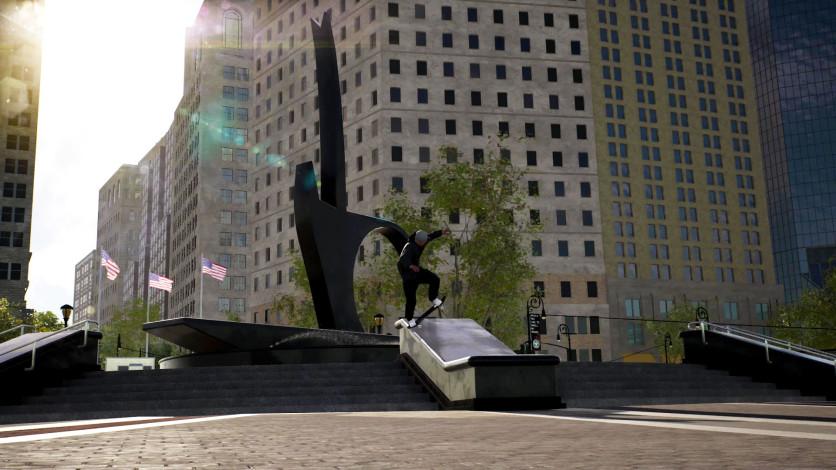 Screenshot 6 - Session: Skateboarding Sim Game