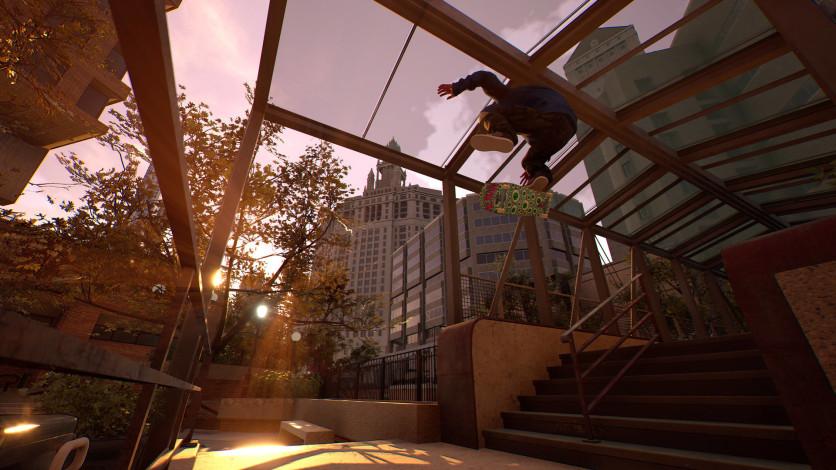 Screenshot 8 - Session: Skateboarding Sim Game