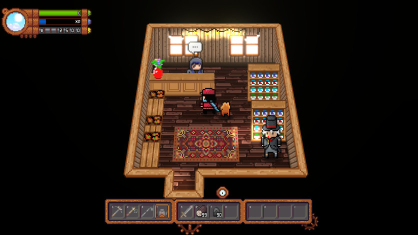 Screenshot 9 - Monster Harvest