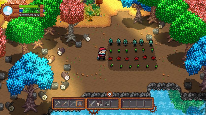 Screenshot 4 - Monster Harvest