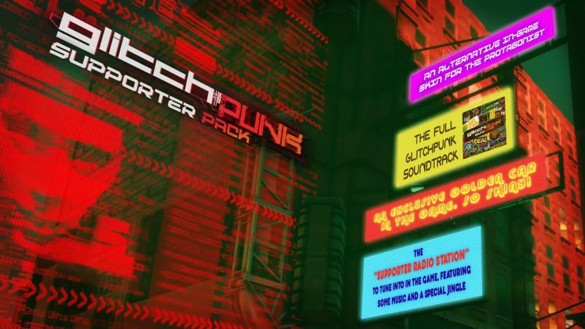 Screenshot 2 - Glitchpunk - Supporter Pack