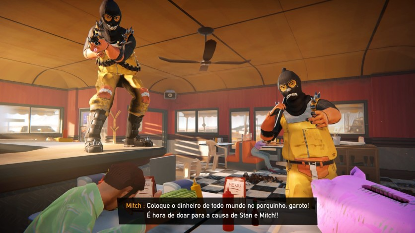 Screenshot 3 - Road 96