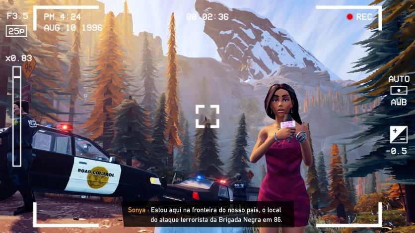Screenshot 11 - Road 96