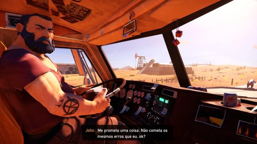 Screenshot 6 - Road 96