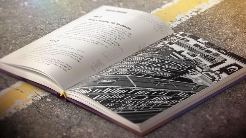 Screenshot 3 - Road 96 - Prologue eBook