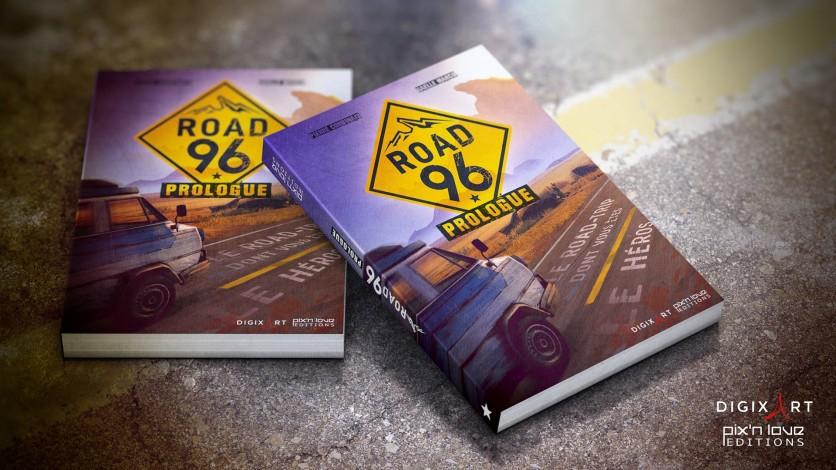 Screenshot 1 - Road 96 - Prologue eBook