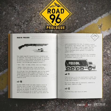 Screenshot 4 - Road 96 - Prologue eBook