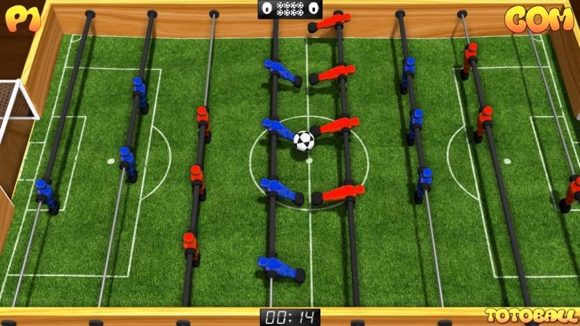 Screenshot 3 - TOTOBALL