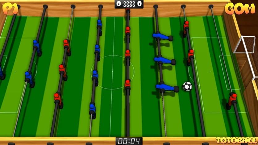 Screenshot 4 - TOTOBALL