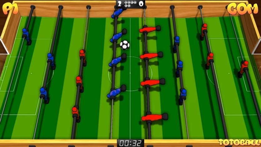 Screenshot 2 - TOTOBALL