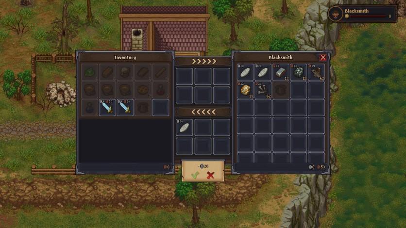 Screenshot 8 - Graveyard Keeper
