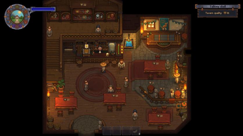 Screenshot 2 - Graveyard Keeper - Stranger Sins