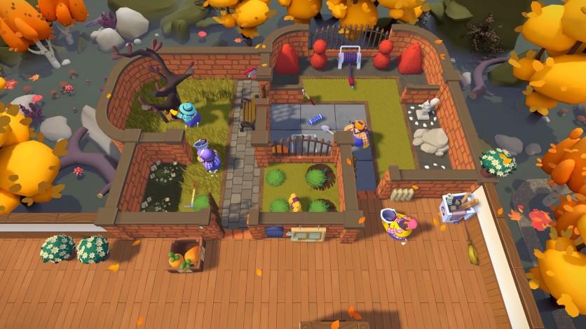 Screenshot 4 - Tools Up! Garden Party - Episode 3: Home Sweet Home