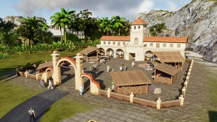 Screenshot 4 - Tropico 6 - Festival