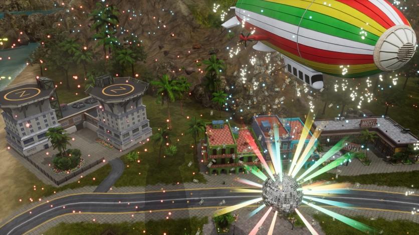 Screenshot 7 - Tropico 6 - Festival