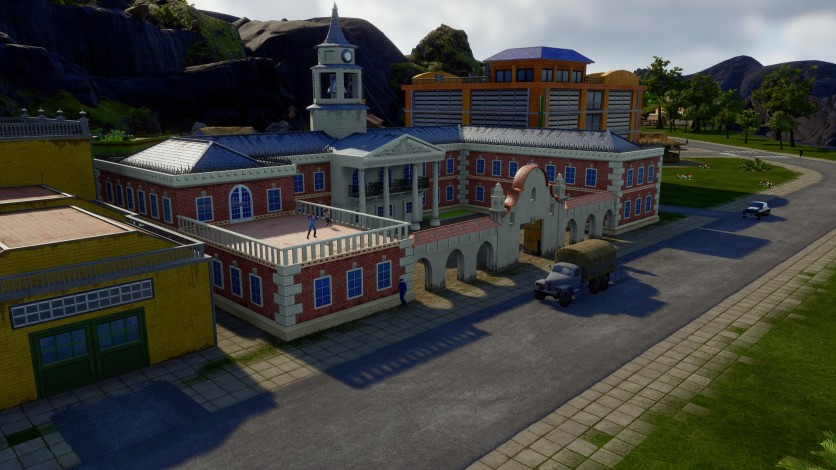 Screenshot 8 - Tropico 6 - Festival