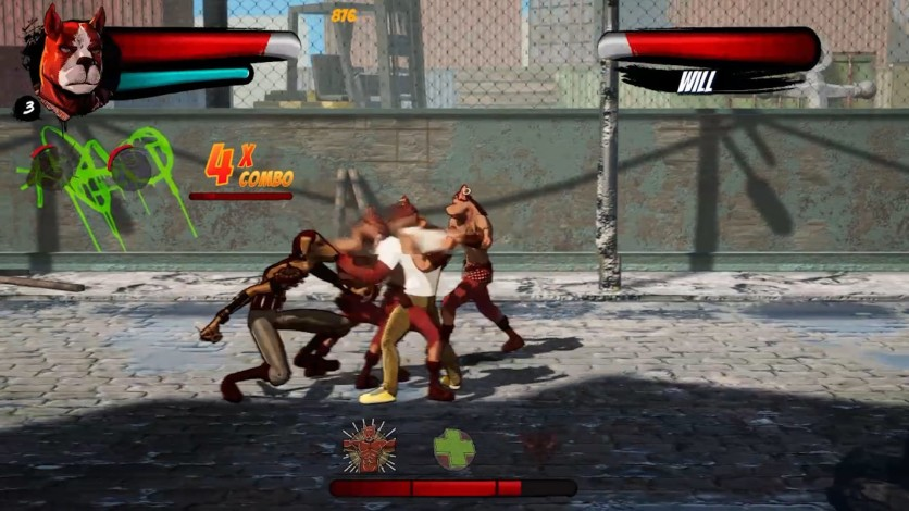 Screenshot 2 - WarDogs: Red's Return