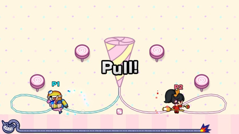 Screenshot 10 - WarioWare™: Get It Together!