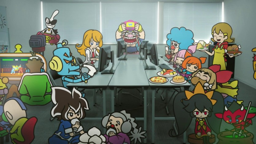 Screenshot 2 - WarioWare™: Get It Together!