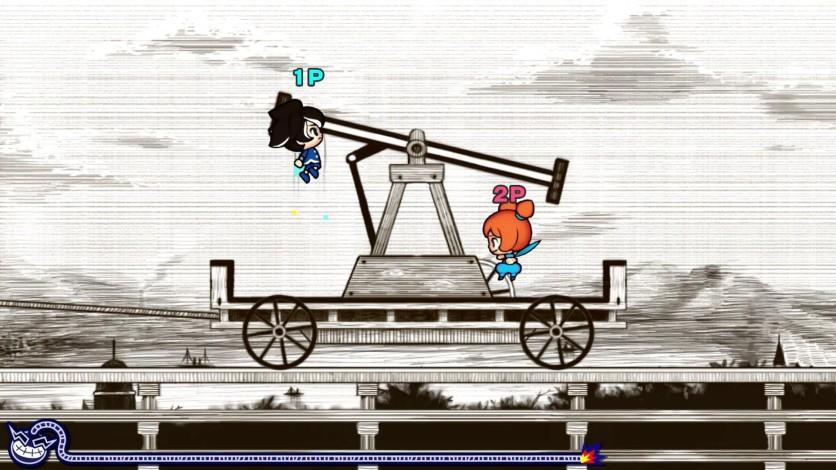 Screenshot 6 - WarioWare™: Get It Together!