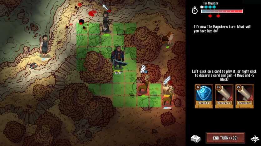 Screenshot 5 - The Magister