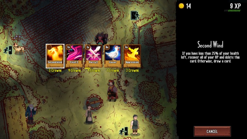 Screenshot 3 - The Magister