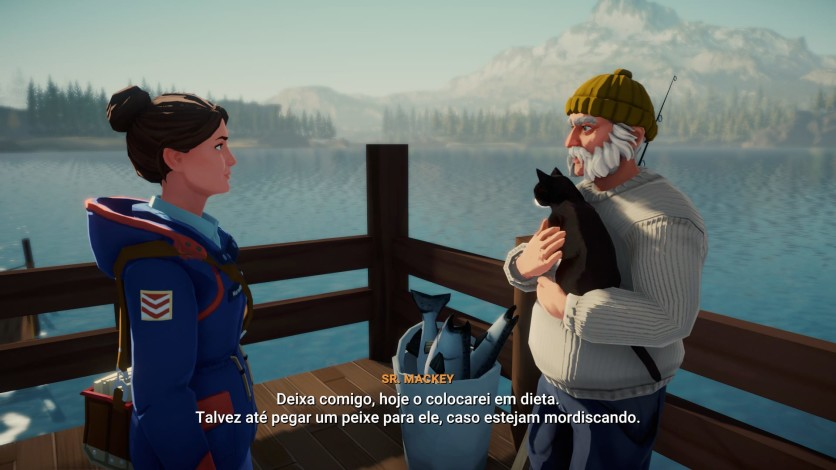 Screenshot 5 - Lake