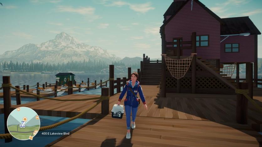 Screenshot 4 - Lake