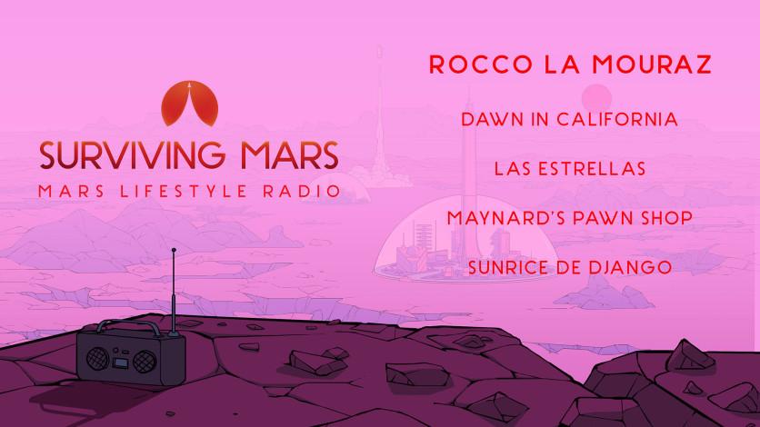 Screenshot 2 - Surviving Mars: Mars Lifestyle Radio