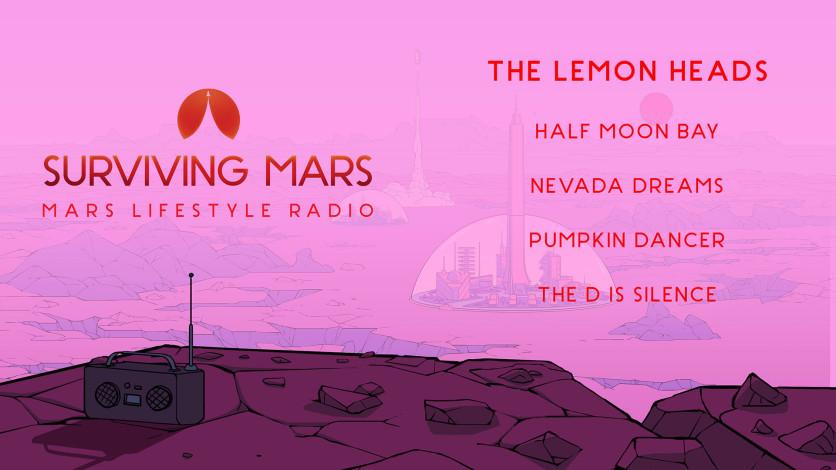 Screenshot 5 - Surviving Mars: Mars Lifestyle Radio